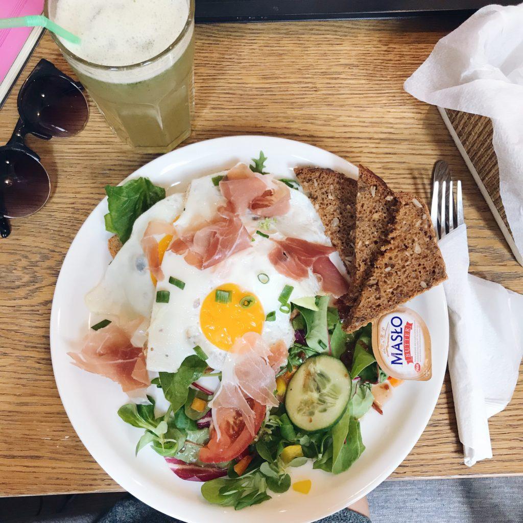 Śniadanie w Krakowie
