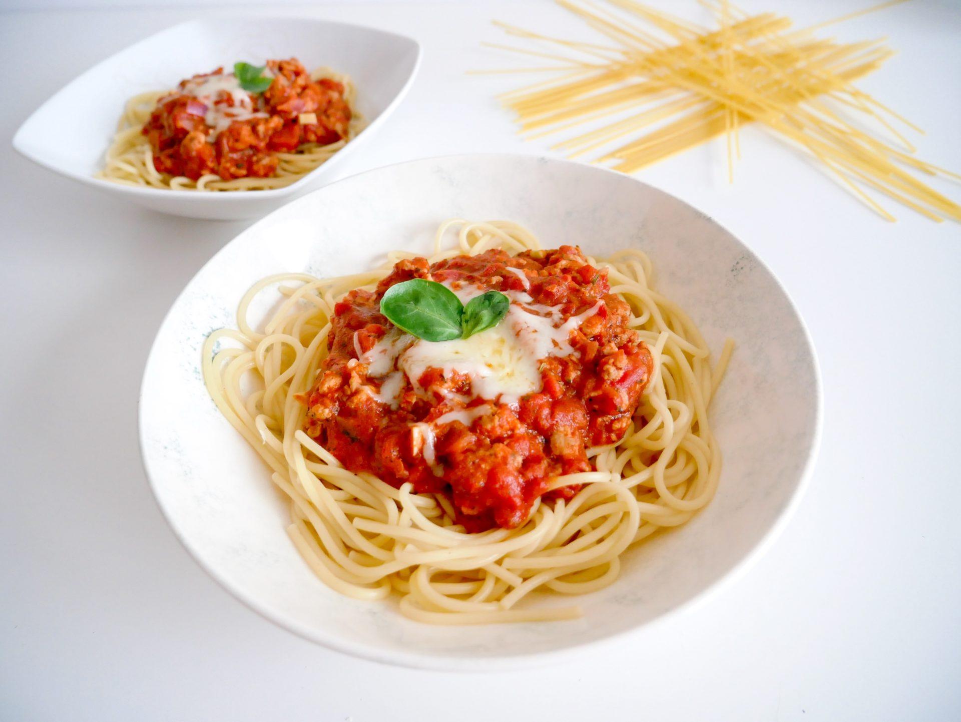 Fit spaghetti