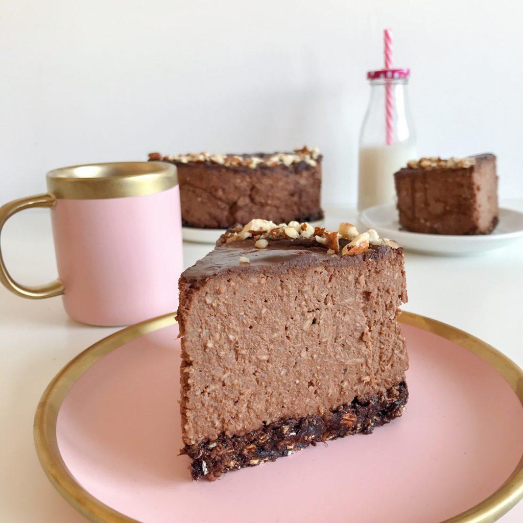 Fit jagielnik czekoladowy