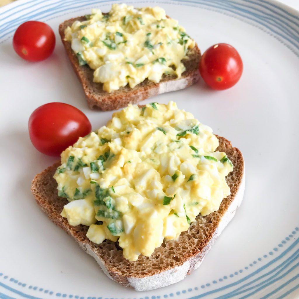 Fit pasta jajeczna