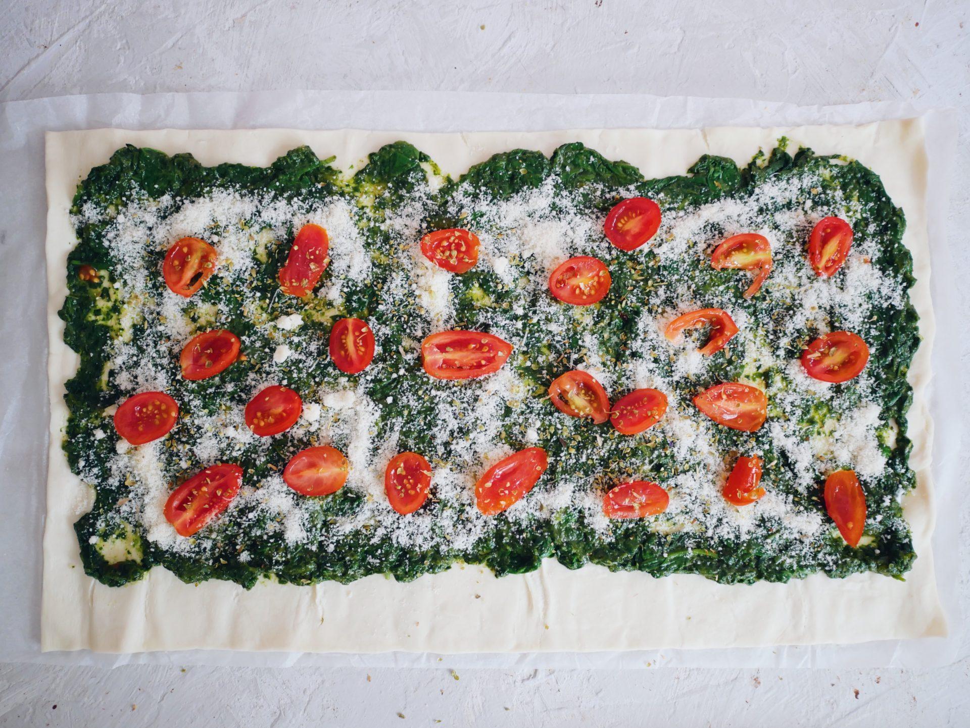 Ciasto francuskie wytrawne