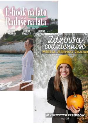 E-book na lato. Radość na lata ➕ Zdrowa codzienność. Wersja jesienno-zimowa.