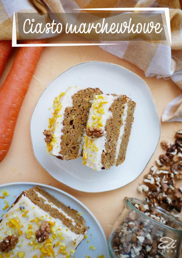 Elinowak Ciasto marchewkowe